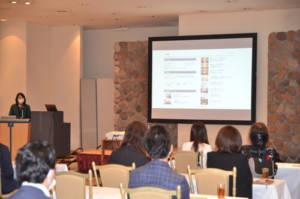 日本ノハム協会代表理事神田様のセミナーの様子